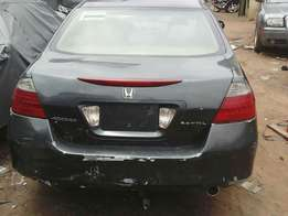 Honda Accord 2006 Tokunbo..
