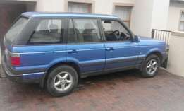 IMMACULATE 2002 Range Rover HSE 4.6V8