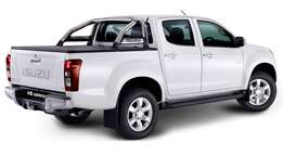 Double cab Isuzu Fleetside wanted