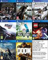 Cheap PS4 Games from R200