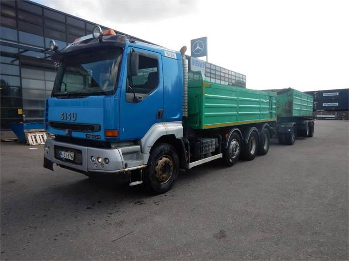 Sisu E11 410 8x4 - 2005