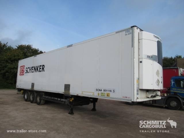 Schmitz Cargobull Auflieger Tiefkühlkoffer Multitemp Dobbeltdækk - 2013