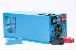 Devel 6kW 48V pure sine inverter with AC charger