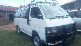 Selling a toyota hiace
