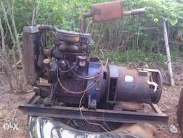 Used China Perkins generator 15kva