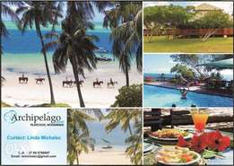 Archipelago Mozambique Holiday Accommodation