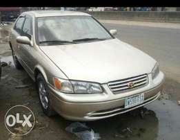 Very Clean Camry 2001 Model For Sale