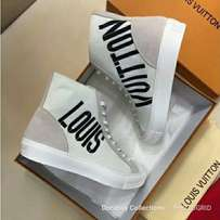 New Creamy Fresh Louis Vuitton Sneakers