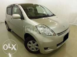 Toyota passo foreign used 2009