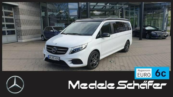 Mercedes-Benz Marco Polo 250d Horizon EDITION 4MATIC AMG voll - 2018