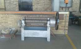 Corrugated Curving Machine for SALE