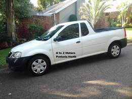 2012 Nissan NP 200 1.6 A/C Safety Pack P/U S/C