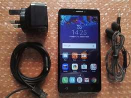 Alcatel Pixi 4 (6) with Accessories