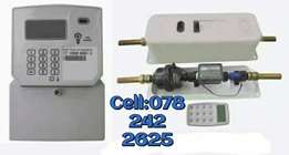 Pretty Paid electrical meters CCTV cameras