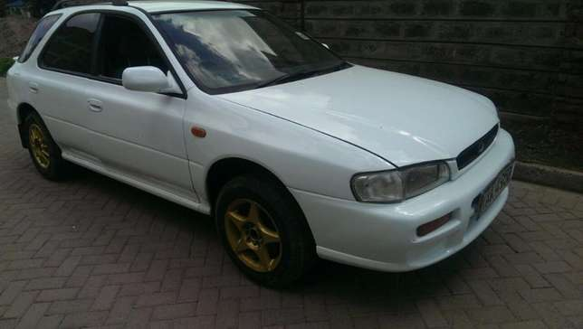 Super deal on a 1999 Subaru Impreza Manual 1500cc Karen - image 6