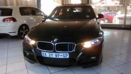 2012 bmw 3201 3 series excellent condition