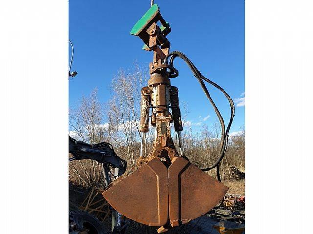 Peiner sf 7a-600 brunnenschalengreifer - 1992