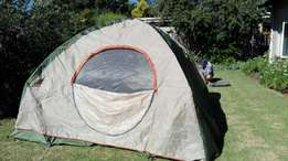 Five man, campmaster dome tent