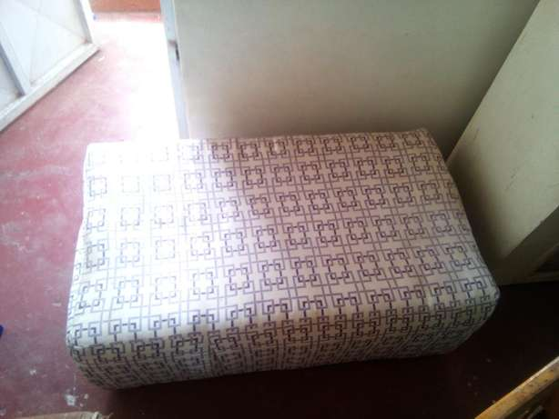 3 Seater sofa with a Poof Kasarani - image 2