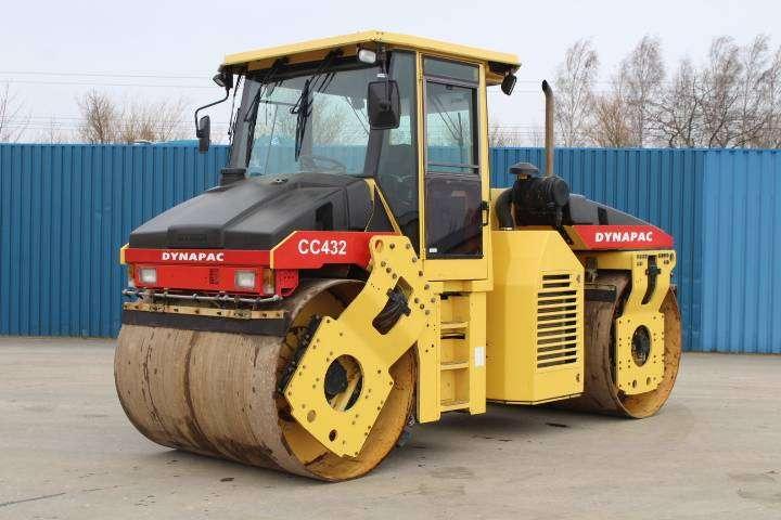 Dynapac Cc432 - 2005