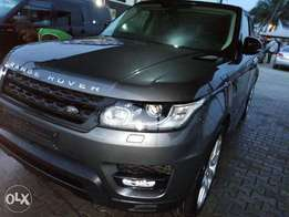 2015 Range Rover Sport Diesel Available