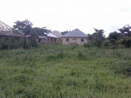 A Plot of Land For Sale at Agunbelewo behind Usteem