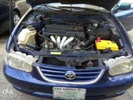 Very clean Toyota Corolla 03 automatic transmission and chilling ac