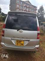 Clean Toyota Noah 7 seater Rear and front Spoiler just buy and drive c