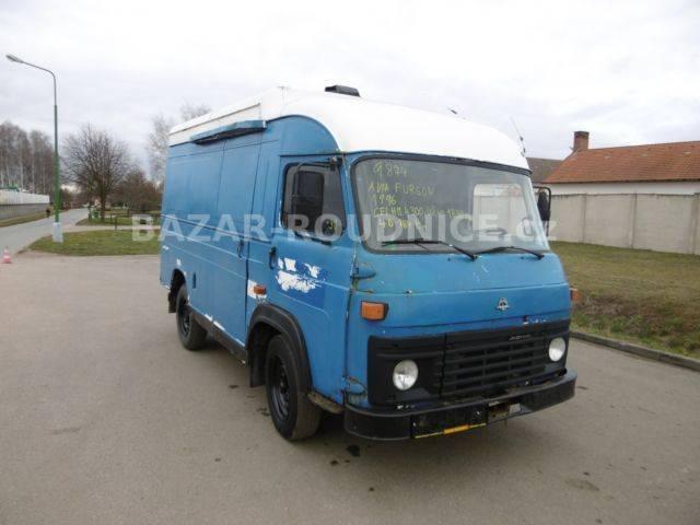 Box a21t-fc (id9874) closed  van - 1996