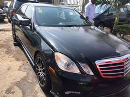 Neatly used 2011 model Mercedes-Benz E350 for sale