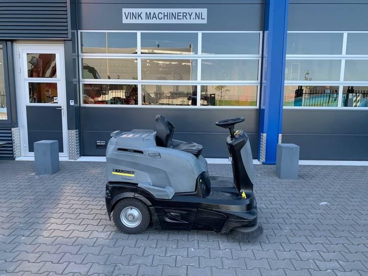 Kärcher KM 90/60 Bp Pack veegmachine - 2014