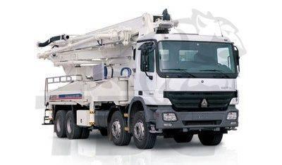 Pump hongda 8h4 concrete