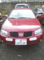 Nissan Sentra at a cool price