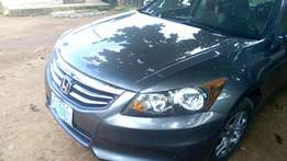 Neat 2011 Honda Accord Nigeria used