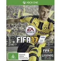 Audio Corporation: Brand New X-BOX ONE Game FIFA 17