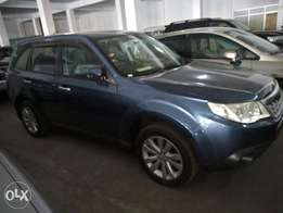 Subaru Classy Executive Blue Forester New shape Non Turbo KCN