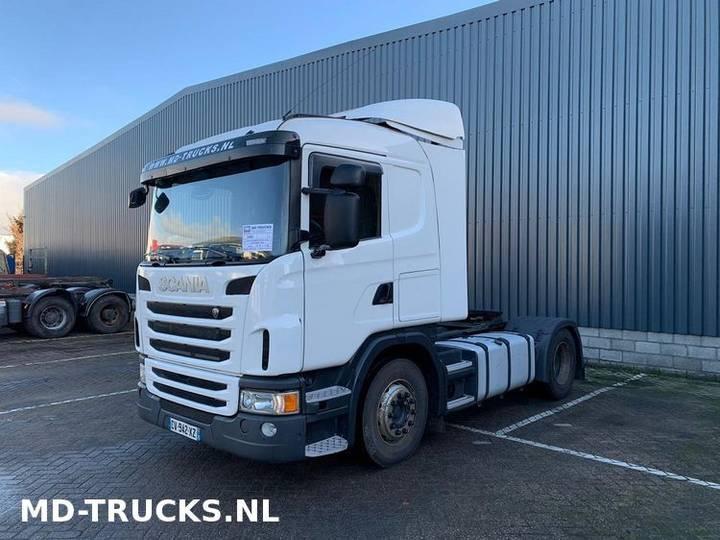 Scania G 440 manual retarder airco euro 5 - 2013