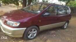 1st body Toyota Picnic with automatic gear for sale