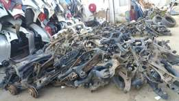 Mercedes-Benz and BMW spares AVAILABLE