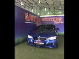 2013 BMW 3 Series 320i M Performance Ed (F30)– R239 900
