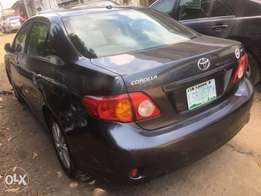 2010 Registered Used Toyota Corolla for sale 1.950K