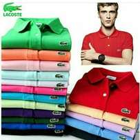 Lacoste Tshirts Available in different colors