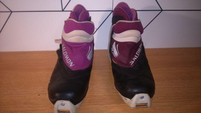 SALOMON buty narciarskie biegowe SNS PROFIL 43 13 Zdjęcie