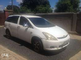 Toyota Wish in Good Condition in Kisumu
