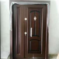 Four feet turkey standard steel door