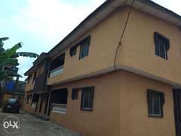 Decent 3bedroom at igando 200k and 250k yearly