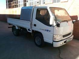 JMC Carrying 2.8 TDI LUX SWB D/S C/C te koop.