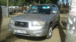 Forester crossports