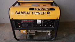 Samsat SP2600 Generator Great Condition