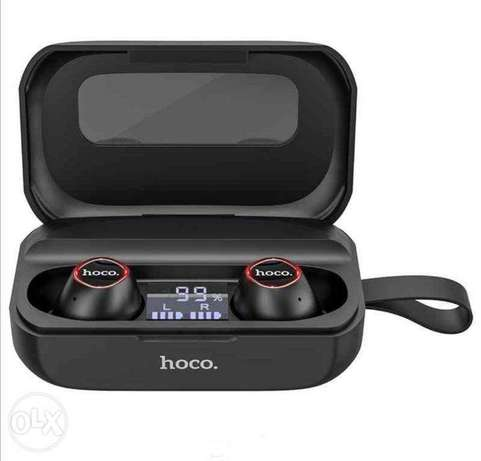 HOCO ES37 Wireless Headset With Display Percentage